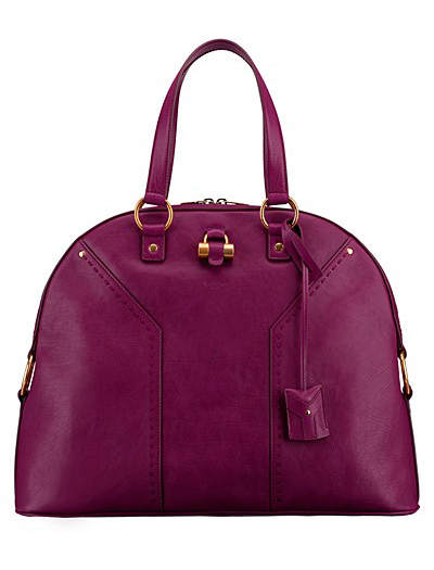 Yves Saint Laurent Bags Summer 2012