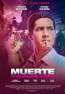 Muerte en Buenos Aires  (2014) Drama con Chino Darín