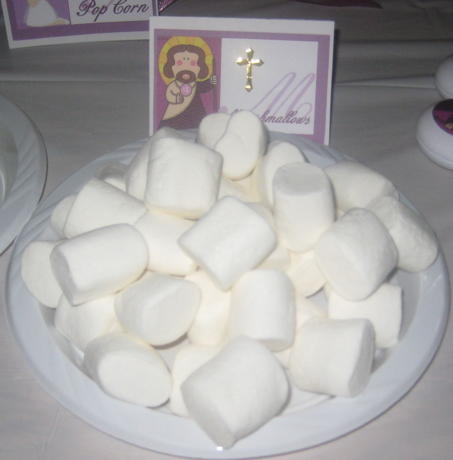 Communion Decor