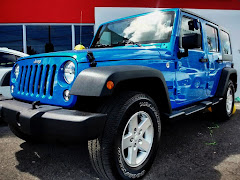 ¡Lindos los Jeep Wrangler 2016 de Tu Dealer Virtual P.R.!