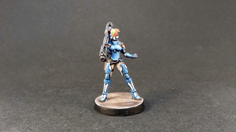NEOTERRA BOLTS - PANOCEANIA - INFINITY THE GAME - MISSILE LAUNCHER 2