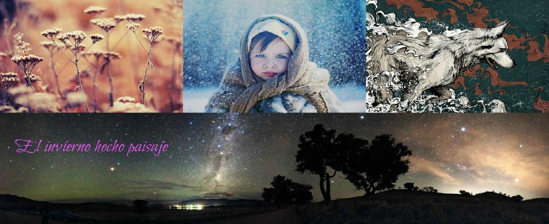El invierno hecho paisaje
