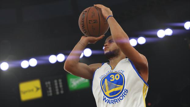 Nba 2k15 new screenshots lebron james stephen curry james harden