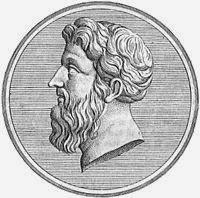 7 - Οι Επτά Σοφοί Θαλής ο Μιλήσιος Πιττακός ο Μυτιληναίος Βίας ο Πριηνεύς Κλεόβουλος o Ρόδιος Σόλων ο Αθηναίος Περίανδρος ο Κορίνθιος Χίλων o Λακεδαιμόνιος
