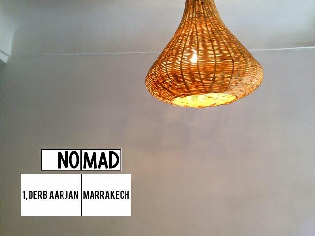 Bonnes adresses - Marrakech - Nomad ©lovmint