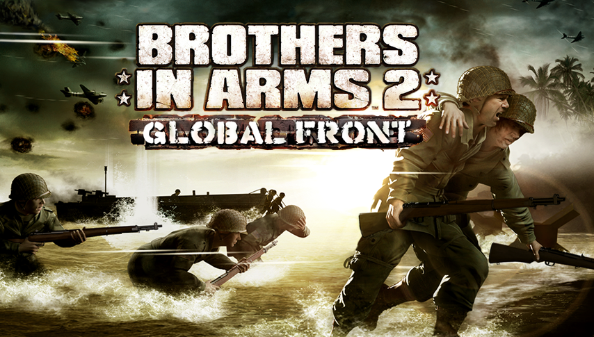 Brother in Arms 2 HD Armv6 Android APK + Data
