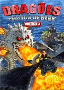 Filme Dragões Pilotos De Berk Volume 4