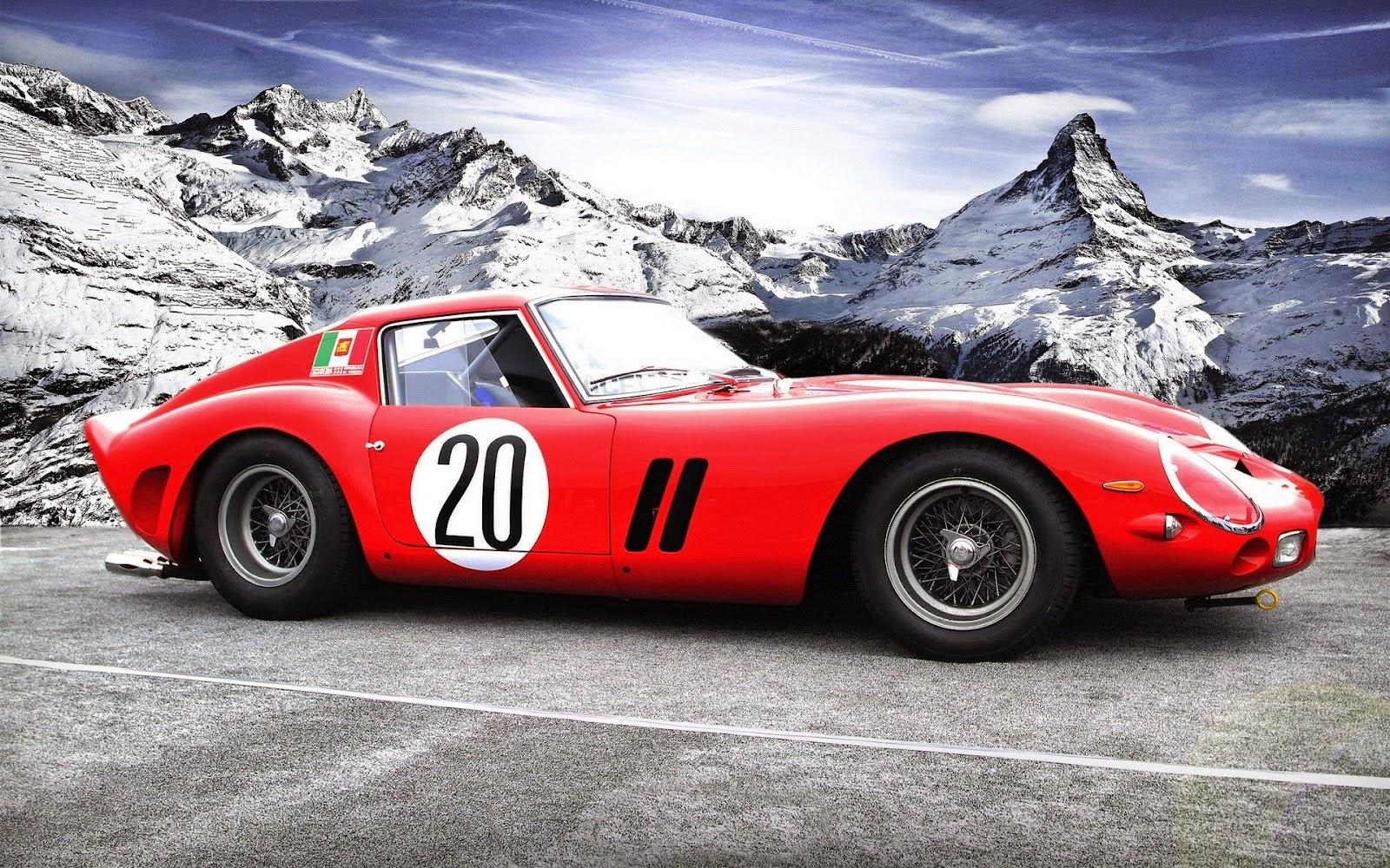 Foto Mobil Ferrari 250 GTO