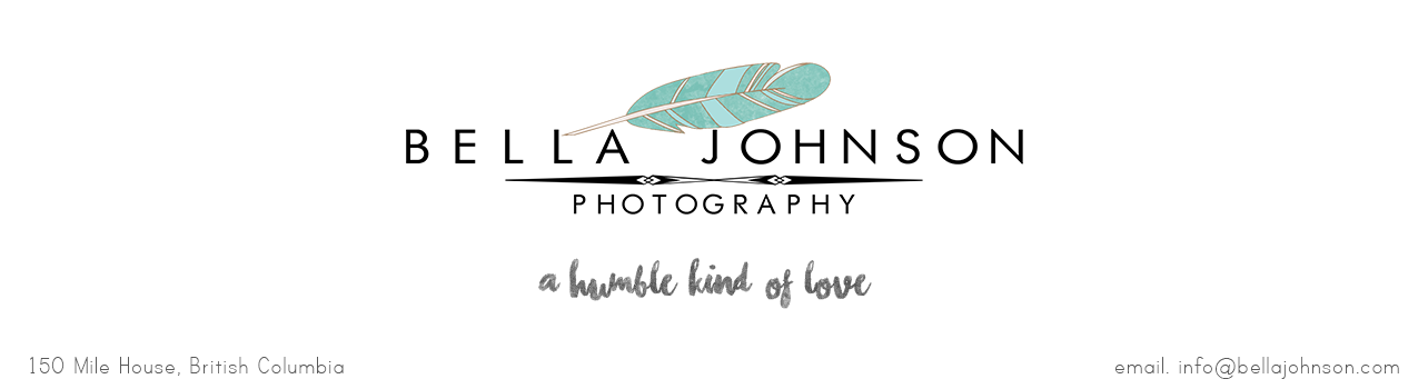 Professional British Columbia Wedding + Portrait Photographer {Bella Johnson Photography}