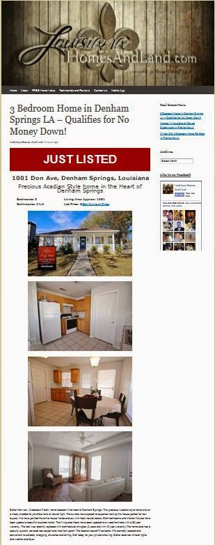 https://louisianahomesandland.wordpress.com/2015/01/09/3-bedroom-home-in-denham-springs-la-qualifies-for-no-money-down/