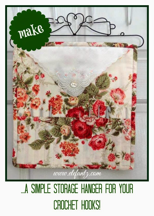 Jenny Of Elefantz Make A Simply Sweet Home For Your Crochet Hooks