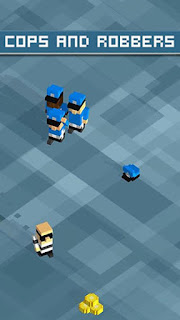 Screenshots of the Cops and robbers for Android tablet, phone.