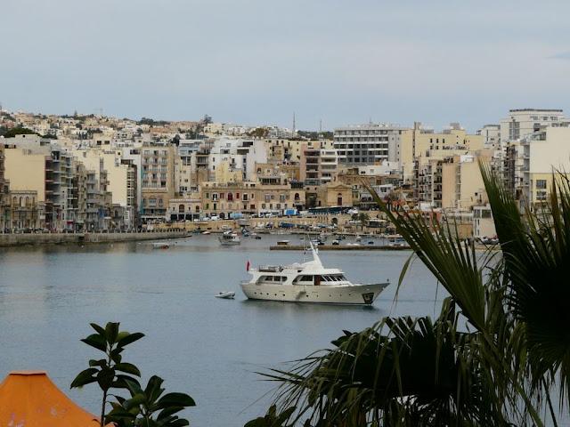 Zatoka Spinola - Malta