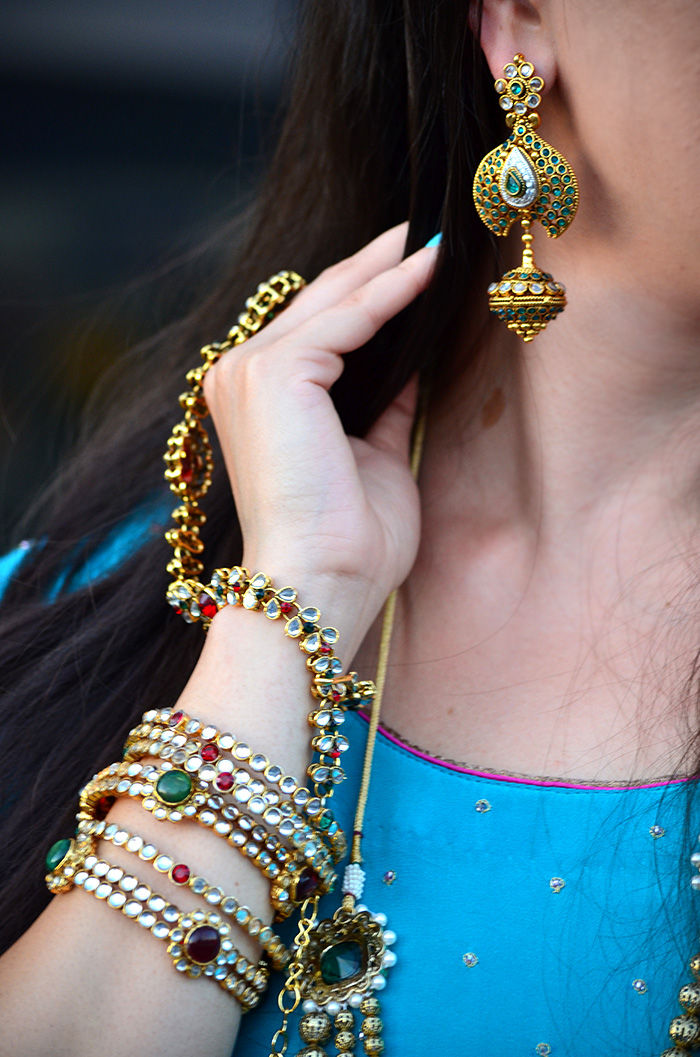 jewelry for indian wedding