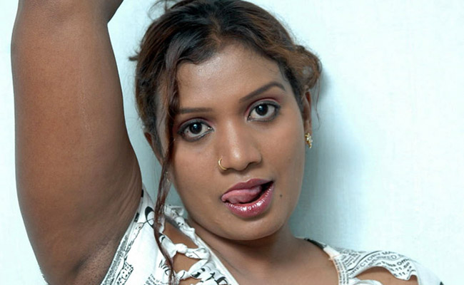 Desi South Indian Masala Item Girl Mallika