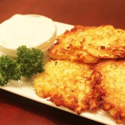 The Holy Bible of Recipes: German Potato Pancakes