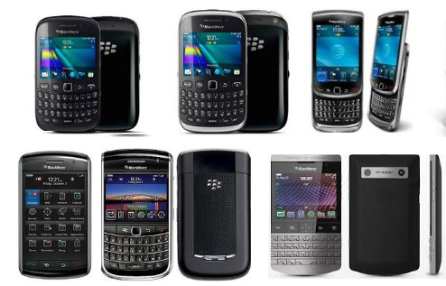 Daftar Harga HP Blackberry Terbaru Maret 2013