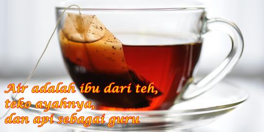 kata mutiara teh