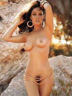 Footballeuse allemande nue Playboy Photos blog