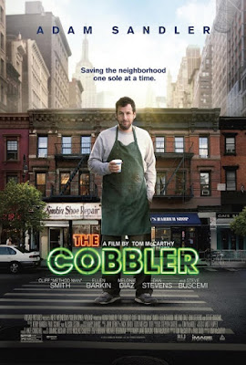 The Cobbler [2014] [NTSC/DVDR] Ingles, Español Latino