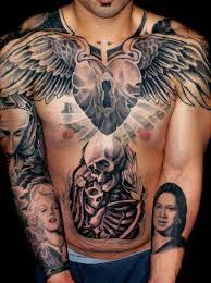 Tatuajes para el pecho