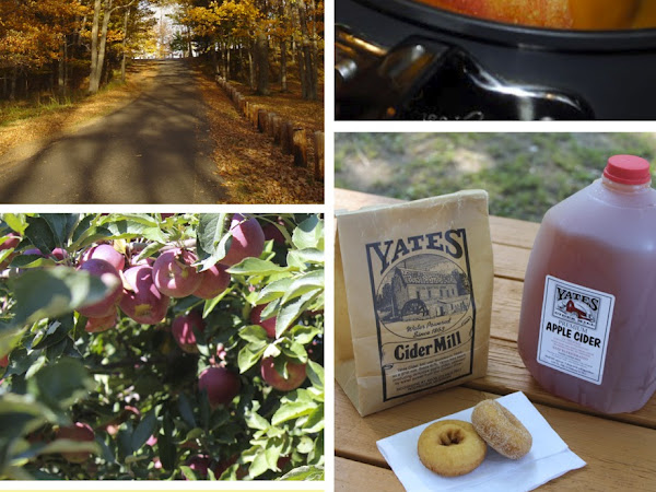 20 ways to spend an autumn day