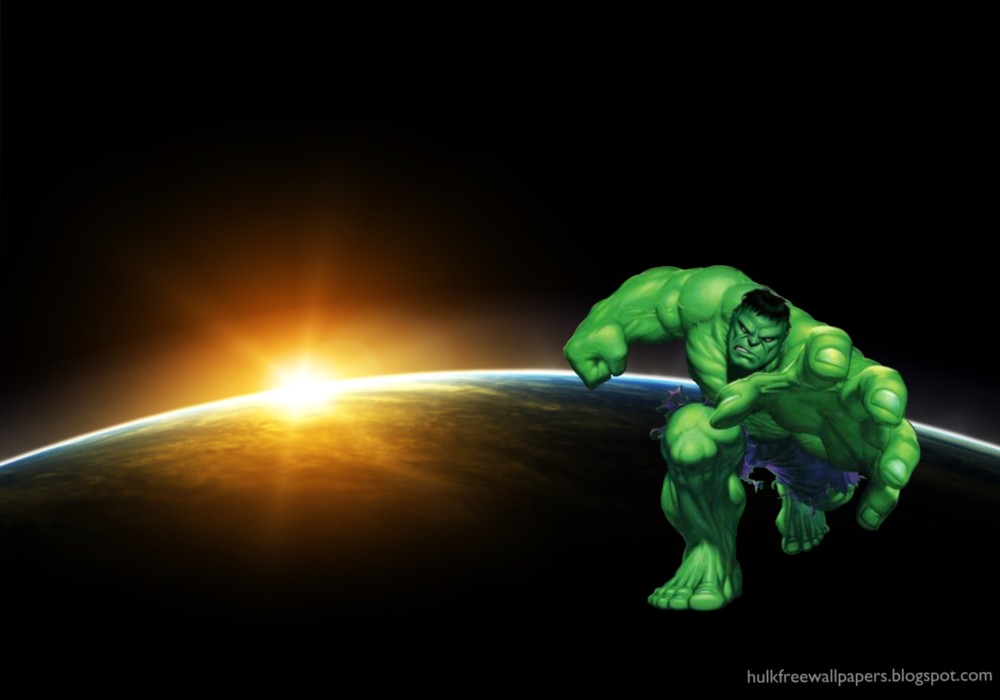 The Incredible Hulk Wallpapers Free Comic Superhero: The