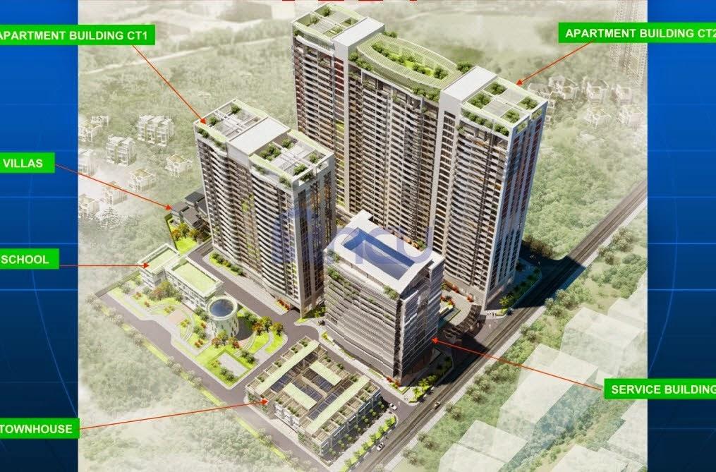 Chung cư Tràng An Complex