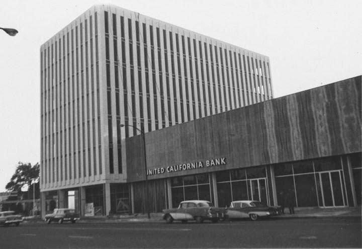 United Bank of California Robbery