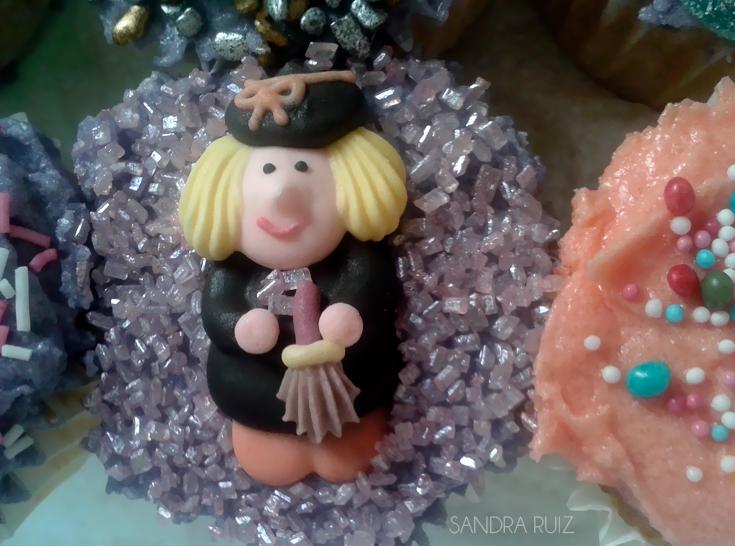 cupcakes de vainilla receta sandra