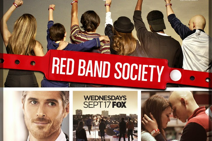 Red Band Society - Season 1 - New Promotional Posters