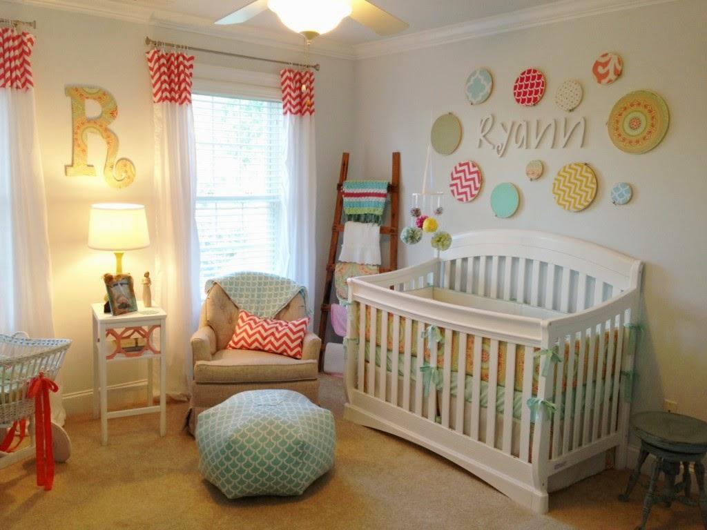 Nursery Paint Colors Project