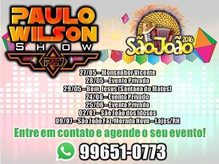 Paulo Wilson Show