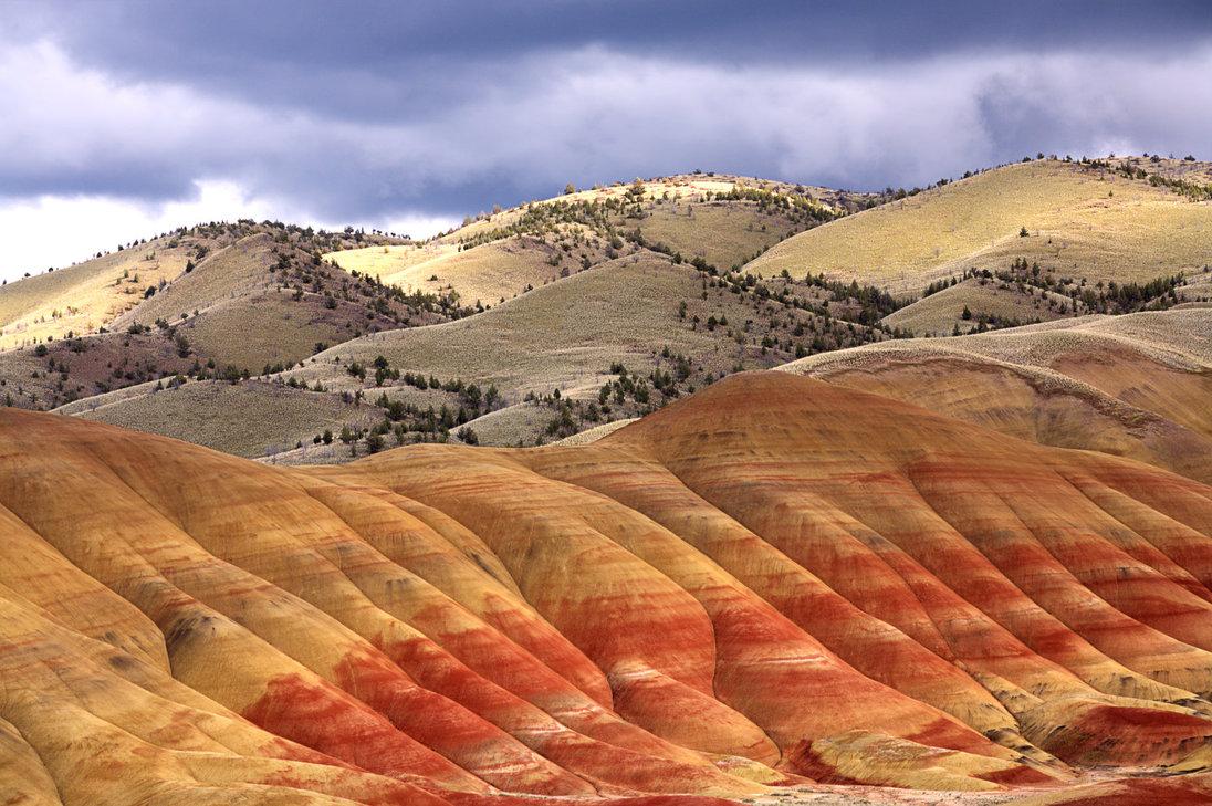 Geologia Pinta A Paisagem Natural  Ser   Que Estamos Vivendo Uma