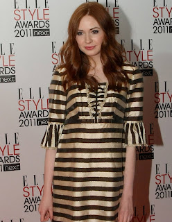 Karen Gillan At The Elle Style Awards