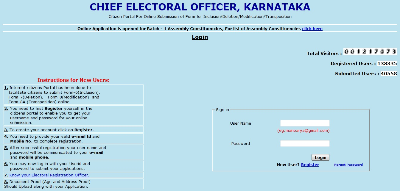 karnataka vat registration form download