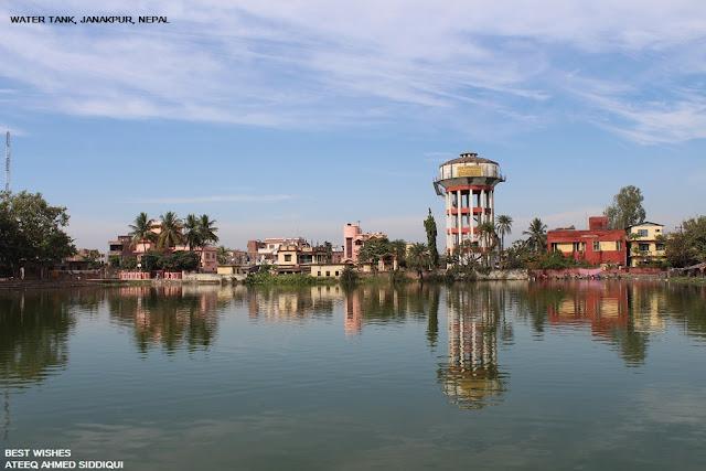 நேபாளம்-அழகான படங்கள்.... Nepal+-+Janakpur+water+tank