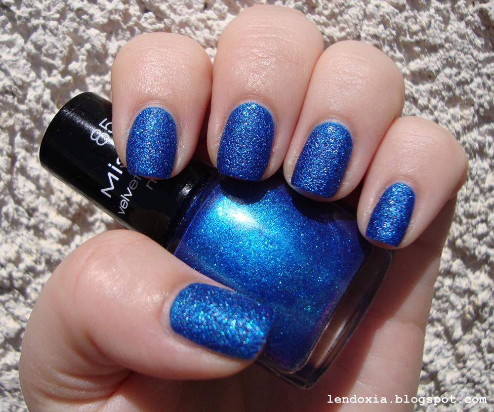 Lendoxia: Misslyn Royal Blue