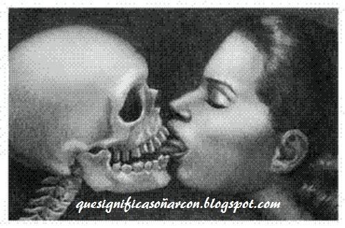 por que besamos un muerto en sueños