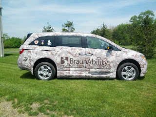 Digital Graphic Solutions   Vehicle Graphics Wrap
