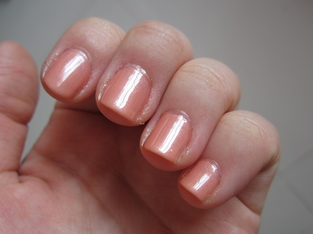 Joy of Vegan Beauty: Nail Trend: Nude Colored Nails