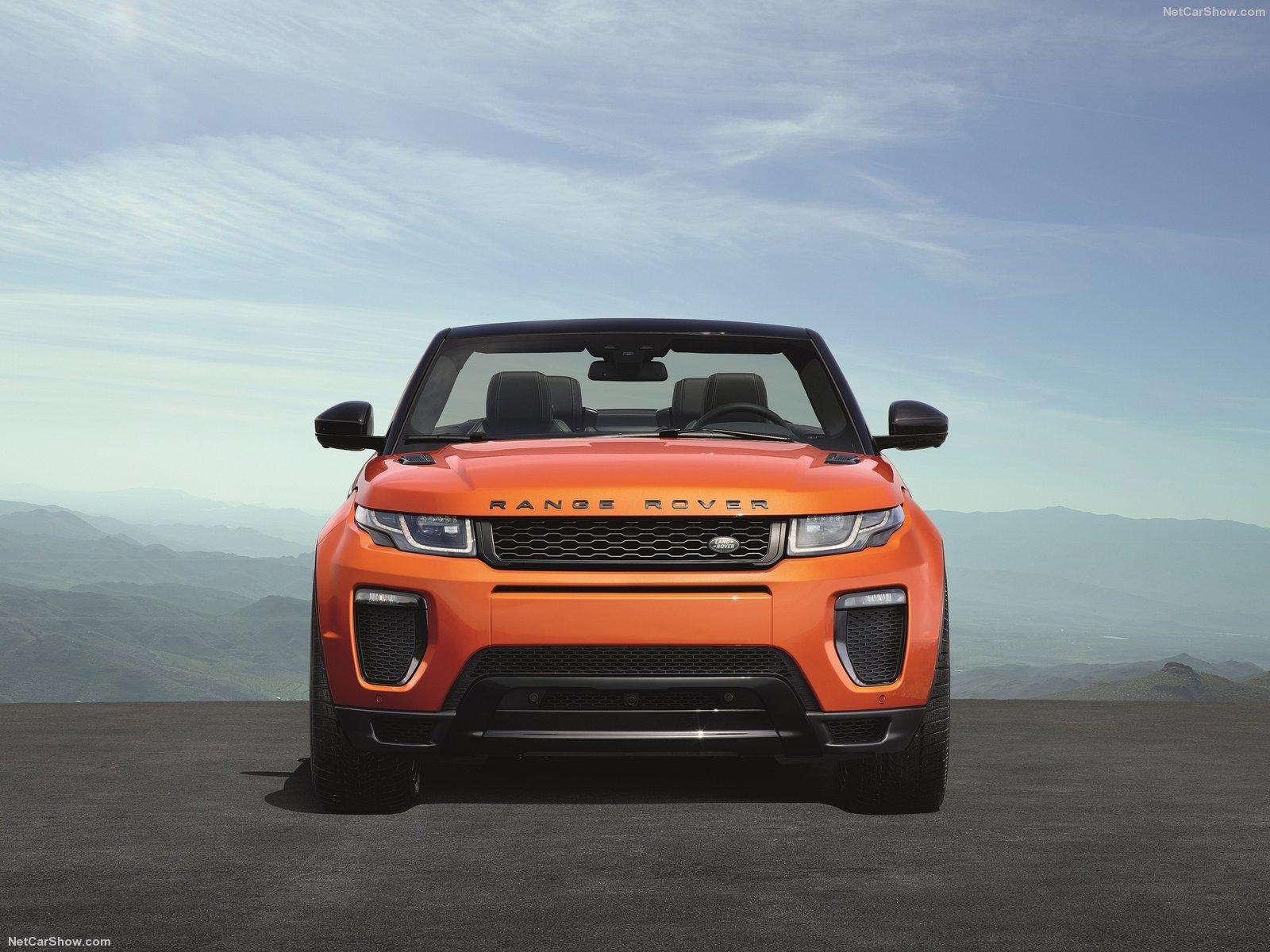 Hình ảnh xe ô tô Land Rover Range Rover Evoque Convertible 2017 & nội ngoại thất