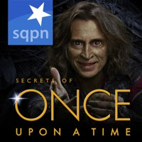 Secrets of Once Upon a Time Podcast, OUAT Podcast, SQPN