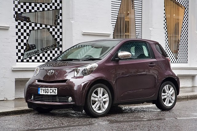 2012 Toyota IQ
