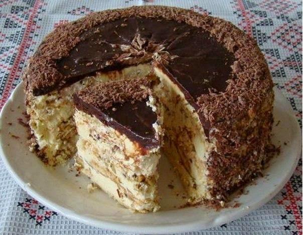 торты киевский с безе рецепты с фото
