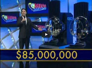 Lottery Mega Millions U.S.A