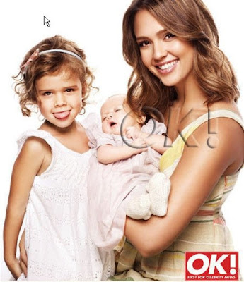 Jessica Alba OK Jessica Alba with daughters Honor and Haven