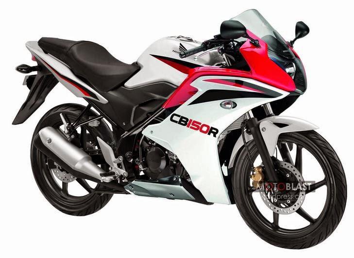 Kredit Motor CB150R