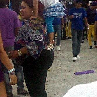 パナマ女性