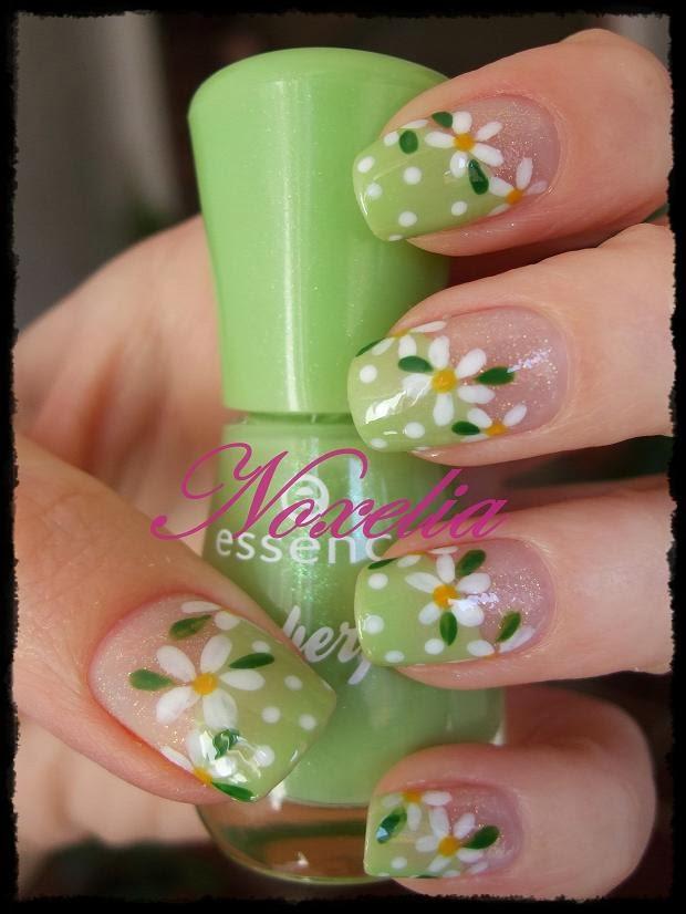 Noxelia: Stamping nail art: Colaboración con KKCenterHk IV y Look de ...